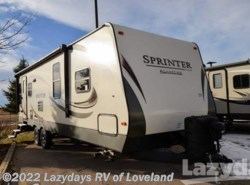 New 2017  Keystone Sprinter Campfire 27RL