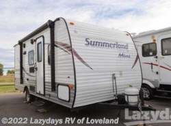 Used 2015  Keystone  Summerland M-1800 BH by Keystone from Lazydays RV America in Loveland, CO