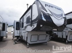 New 2018  Keystone Raptor 355TS by Keystone from Lazydays RV America in Loveland, CO