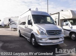 Used 2016 Airstream Interstate LOUNGE TWIN WARDROBE available in Loveland, Colorado
