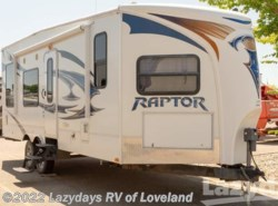 Used 2011 Keystone Raptor FS26 available in Loveland, Colorado