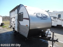 Used 2015  Forest River Cherokee Wolf Pup 16BH by Forest River from RV City in Benton, AR
