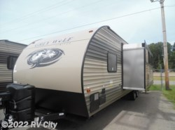 New 2018  Forest River Cherokee Grey Wolf 27DBS by Forest River from RV City in Benton, AR