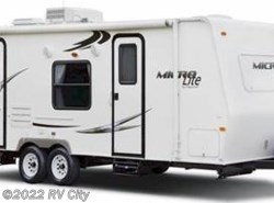 Used 2013  Forest River Flagstaff Micro Lite 23FB by Forest River from RV City in Benton, AR