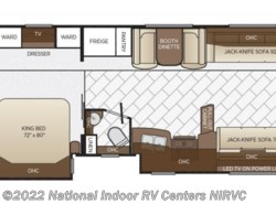 New 2018  Newmar Ventana LE 4037 by Newmar from National Indoor RV Centers in Lewisville, TX