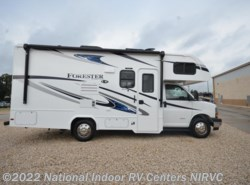 New 2018  Forest River Forester 2251SLEC by Forest River from National Indoor RV Centers in Lewisville, TX
