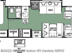 New 2018  Forest River Forester 2861DS by Forest River from National Indoor RV Centers in Lewisville, TX