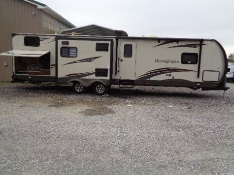 2014 Forest River Wildwood Heritage Glen T300BH