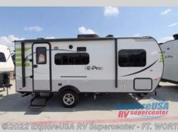 New 2018  Forest River Flagstaff E-Pro 19FBS by Forest River from ExploreUSA RV Supercenter - FT. WORTH, TX in Ft. Worth, TX