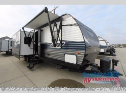 New 2018  CrossRoads Zinger ZR333DB by CrossRoads from ExploreUSA RV Supercenter - FT. WORTH, TX in Ft. Worth, TX