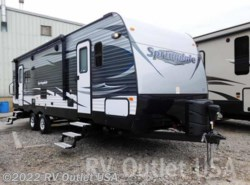 New 2016  Keystone Springdale 271RL by Keystone from RV Outlet USA in Ringgold, VA