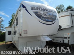 Used 2011  Heartland RV Bighorn 3610RE by Heartland RV from RV Outlet USA in Ringgold, VA