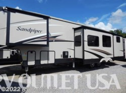 New 2017  Forest River Sandpiper 381RBOK by Forest River from RV Outlet USA in Ringgold, VA