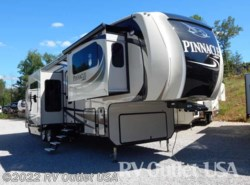 New 2017  Jayco Pinnacle 38FLSA by Jayco from RV Outlet USA in Ringgold, VA