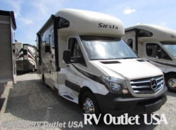 New 2017  Thor Motor Coach Siesta Sprinter 24SR by Thor Motor Coach from RV Outlet USA in North Myrtle Beach, SC