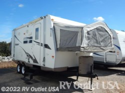 Used 2008  Forest River Rockwood Roo 21SS by Forest River from RV Outlet USA in Ringgold, VA