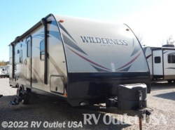 Used 2016  Heartland RV Wilderness 2450FB by Heartland RV from RV Outlet USA in Ringgold, VA