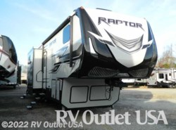 New 2017  Keystone Raptor 362TS by Keystone from RV Outlet USA in Ringgold, VA
