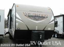 New 2017  Forest River Wildwood 27DBK by Forest River from RV Outlet USA in Ringgold, VA