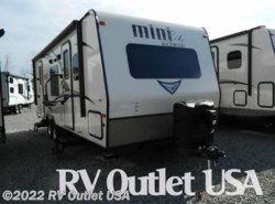 New 2017  Forest River Rockwood Mini Lite 2502KS by Forest River from RV Outlet USA in Ringgold, VA