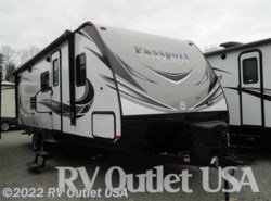 New 2017  Keystone Passport 2510RB by Keystone from RV Outlet USA in Ringgold, VA