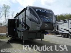 New 2017  Keystone Fuzion 371 X-Edition by Keystone from RV Outlet USA in Ringgold, VA