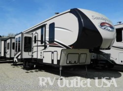 New 2018  Forest River Sandpiper 389RD by Forest River from RV Outlet USA in Ringgold, VA