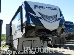 New 2018  Keystone Raptor 428SP by Keystone from RV Outlet USA in Ringgold, VA