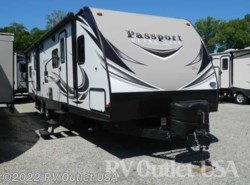 New 2018  Keystone Passport 3220BH by Keystone from RV Outlet USA in Ringgold, VA
