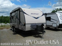 Used 2016  Venture RV Sonic 170VBH by Venture RV from RV Outlet USA in Ringgold, VA