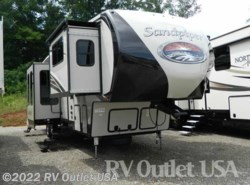 New 2018  Forest River Sandpiper 377FLIK by Forest River from RV Outlet USA in Ringgold, VA
