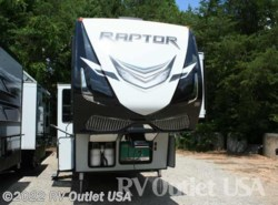 New 2018  Keystone Raptor 355TS by Keystone from RV Outlet USA in Ringgold, VA