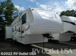 Used 2008  Coachmen Chaparral 331RLTS by Coachmen from RV Outlet USA in Ringgold, VA