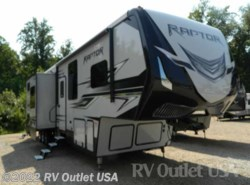 New 2018  Keystone Raptor 425TS by Keystone from RV Outlet USA in Ringgold, VA