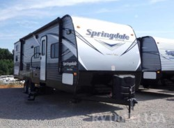 New 2018  Keystone Springdale 270LE by Keystone from RV Outlet USA in Ringgold, VA