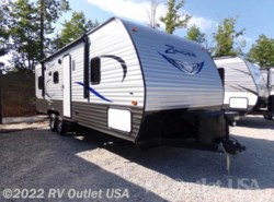 New 2018  CrossRoads Zinger 248RR Z1 Series by CrossRoads from RV Outlet USA in Ringgold, VA