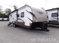 New 2018  Forest River Wildwood 27DBK by Forest River from RV Outlet USA in Ringgold, VA