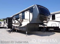 New 2018  Keystone Montana 3811MS Legacy by Keystone from RV Outlet USA in Ringgold, VA