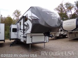 New 2018  Forest River Wildwood Heritage Glen 372RD by Forest River from RV Outlet USA in Ringgold, VA