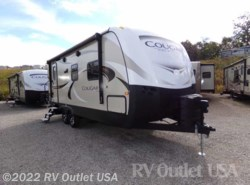 New 2018  Keystone Cougar Half-Ton 22RBS by Keystone from RV Outlet USA in Ringgold, VA