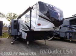 New 2018 Heartland RV Cyclone 4005 HD available in Ringgold, Virginia