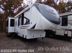Used 2013  Forest River Sandpiper 376BHOK by Forest River from RV Outlet USA in Ringgold, VA
