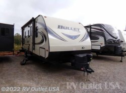 Used 2017  Keystone Bullet 251RBS by Keystone from RV Outlet USA in Ringgold, VA