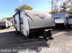New 2018  Forest River Wildwood X-Lite 261BHXL by Forest River from RV Outlet USA in Ringgold, VA