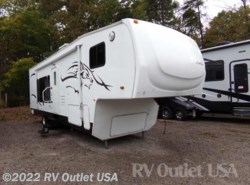 Used 2007  Forest River Cherokee Wolf Pack 295WP
