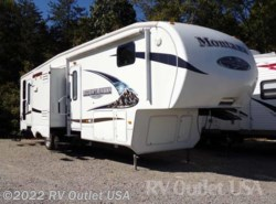 Used 2011  Keystone Montana Mountaineer 347THT by Keystone from RV Outlet USA in Ringgold, VA