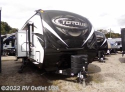 Used 2018  Heartland RV Torque T31 by Heartland RV from RV Outlet USA in Ringgold, VA