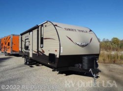 Used 2017  Forest River Grey Wolf 26RR by Forest River from RV Outlet USA in Ringgold, VA