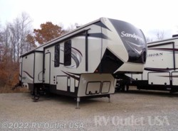 New 2018  Forest River Sandpiper 383RBLOK by Forest River from RV Outlet USA in Ringgold, VA