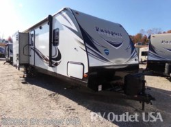 New 2018  Keystone Passport 3320BH by Keystone from RV Outlet USA in Ringgold, VA
